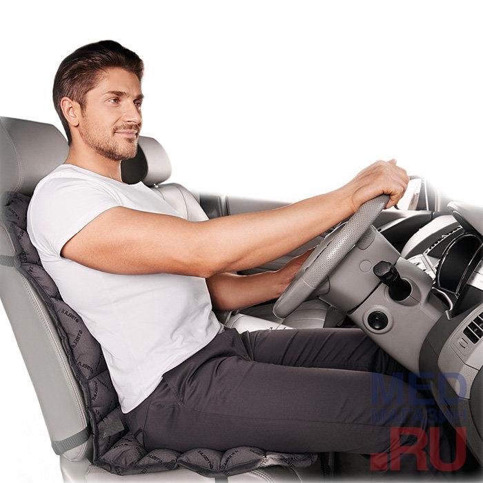Ортопедический матрас на автомобильное сидение Trelax Comfort Люкс
