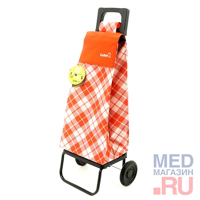 Купить Тележка с сумкой 11R2 CP Cuadros Poliester шасси R2, Garmol, Испания