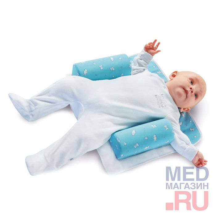 Купить Подушка-конструктор Trelax ортопедическая для младенцев BABY COMFORT (П10), Россия