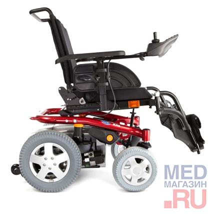 Инвалидная кресло-коляска с электроприводом Kite (Invacare)