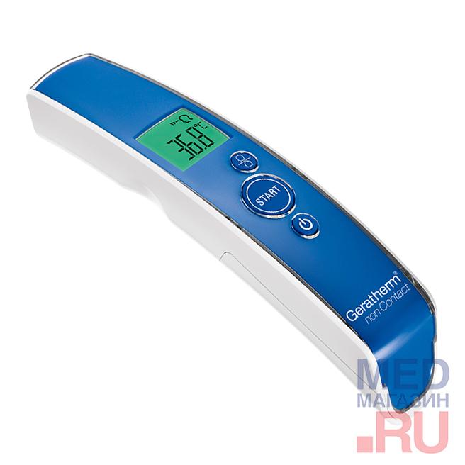 Купить со скидкой Инфракрасный термометр Geratherm non Contact GT 101