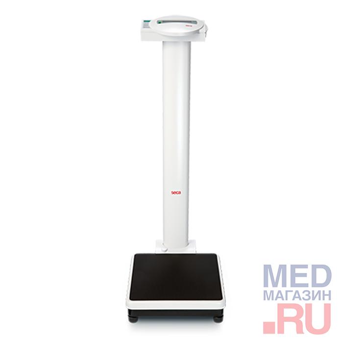 Весы медицинские электронные колонного типа seca, с принадлежностями: вариант исполнения 769 фото