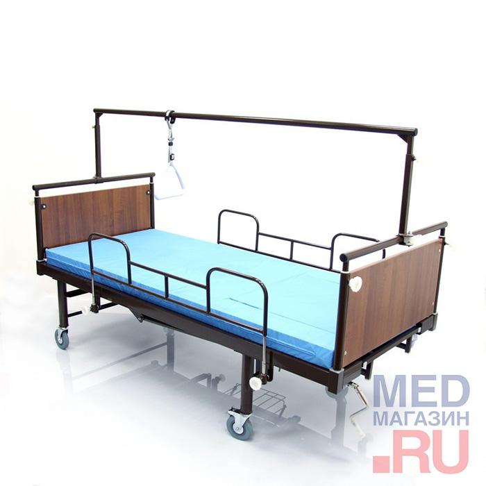 Медицинская функциональная кровать MET VAMOS