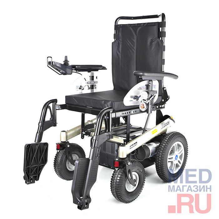 Кресло-коляска электрическая ОТТО БОКК B 500 (Ottobock B 500)