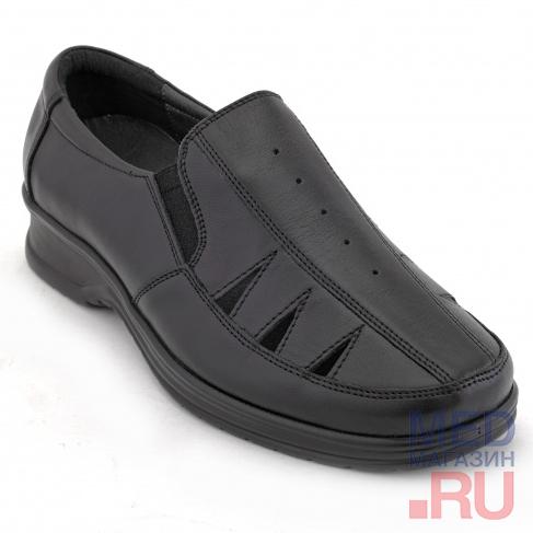 Купить Обувь ортопедическая арт.16229-1, 38, ORTHOBOOM, Россия
