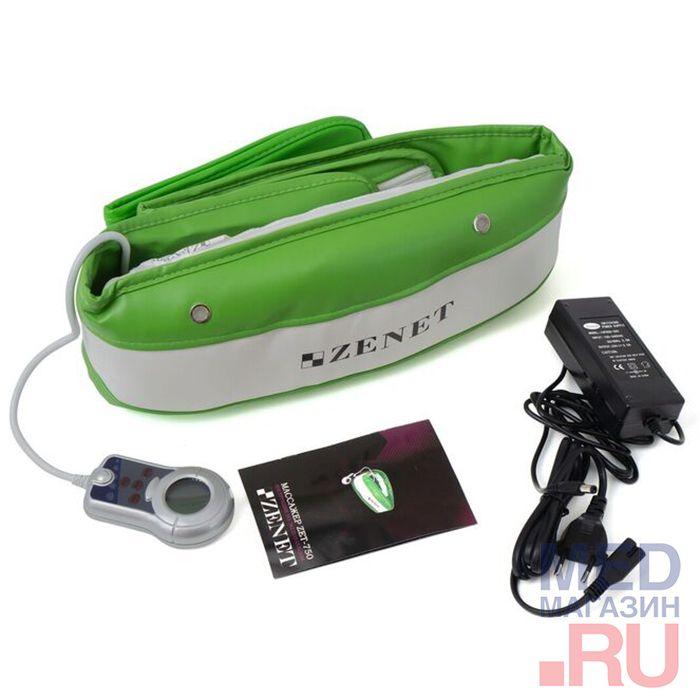 массажный пояс для похудения Zenet Zet 750